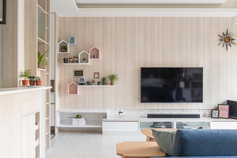 不含塑化劑的HDP寫真板,以細膩材質形塑空間視覺美感!
